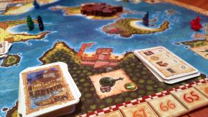 Land ho! It's Tavern Island!