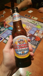 Fact: This beer and game gave us the idea for this blog!