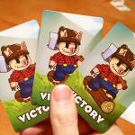 Sweet Victory!