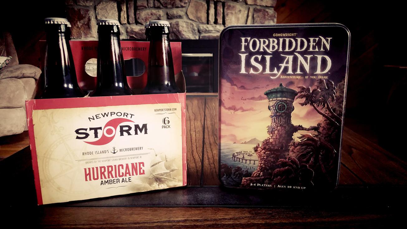 forbidden_island_game_beer_pairing
